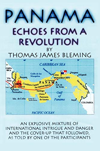 9781434331748: Panama-Echoes From A Revolution