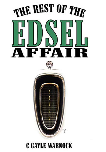 9781434332899: The Rest of the Edsel Affair