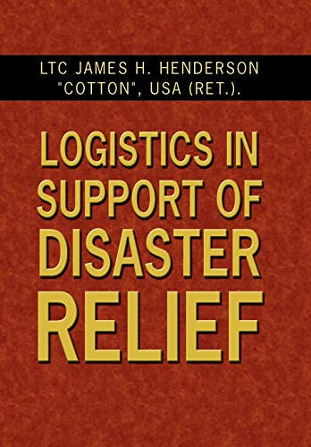 9781434334695: Logistics in Support of Disaster Relief