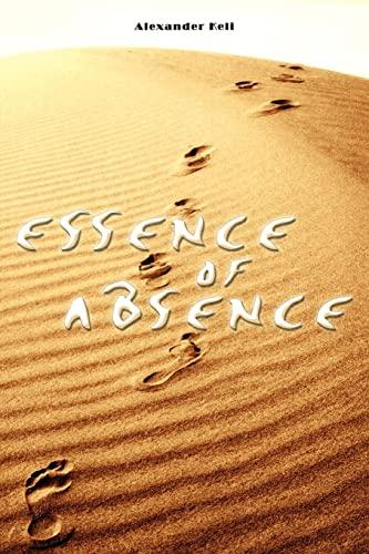 ESSENCE OF ABSENCE: Alexander Keli Mutua