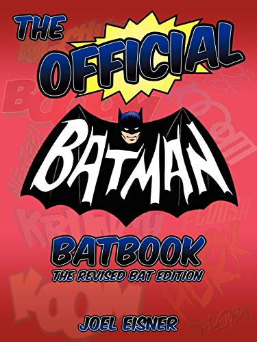 The Official Batman Batbook: Joel Eisner