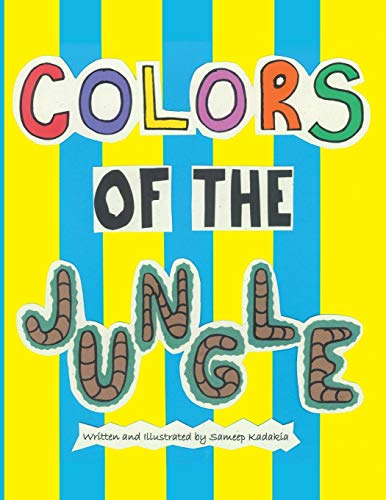 9781434343345: Colors of the jungle