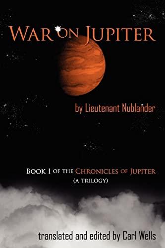 War On Jupiter: Carl Wells