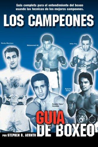 9781434354297: Los Campeones: Guia De Boxeo