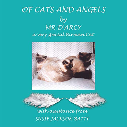 9781434356819: Of Cats and Angels: by Mr d'Arcy - a very special Birman Cat