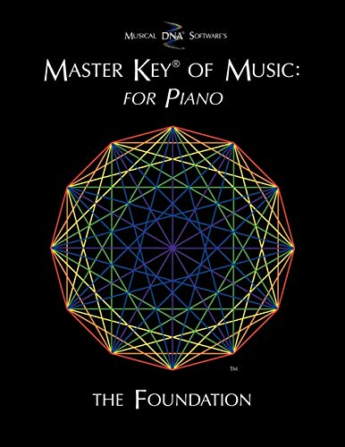 Master Key® of Music: For Piano:The Foundation: Kenneth R. Lemons