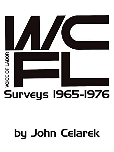 WCFL Surveys 1965-1976: John Celarek