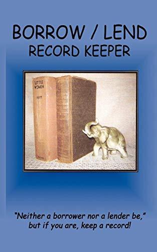 Borrow / Lend Record Keeper: Flo Balliet