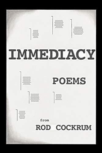 Immediacy: Cockrum, Rod