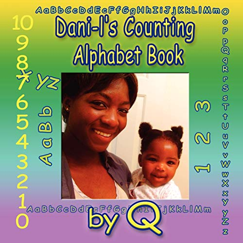 Dani-ls Counting Alphabet Book: Q Q