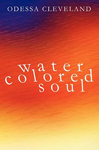 9781434384768: Water Colored Soul