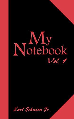 My Notebook Vol. 1: Earl Johnson Jr.