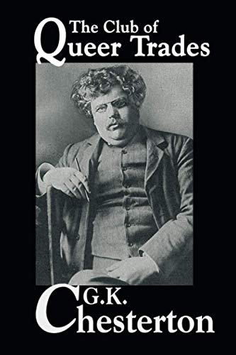 9781434400321: The Club of Queer Trades