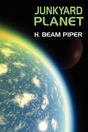 9781434400796: Junkyard Planet