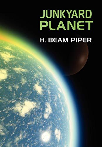 9781434400857: Junkyard Planet