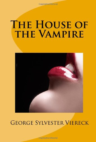 9781434401328: The House of the Vampire