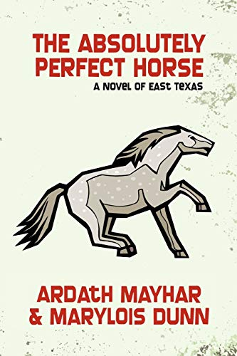 9781434403193: The Absolutely Perfect Horse: A Novel of East Texas