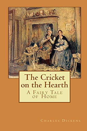 9781434404107: The Cricket on the Hearth: A Fairy Tale of Home