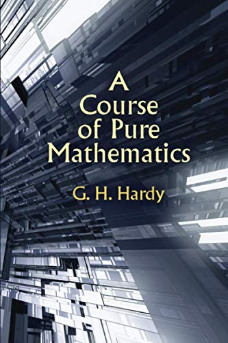 9781434404923: A Course of Pure Mathematics: Third Edition