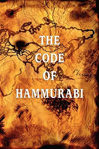 9781434404985: The Code of Hammurabi