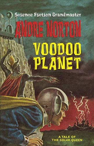 9781434405043: Voodoo Planet [Solar Queen Series]