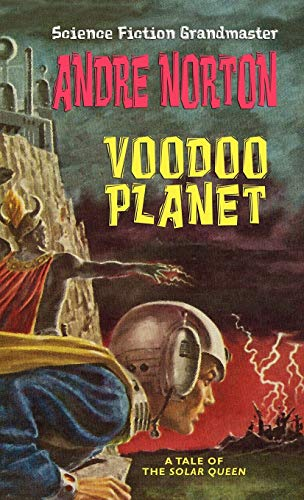9781434405050: Voodoo Planet [Solar Queen Series]