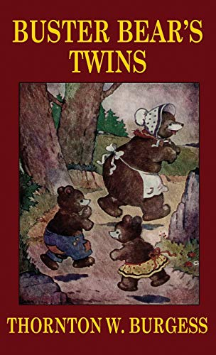 Buster Bear's Twins (1434406075) by Thornton W. Burgess