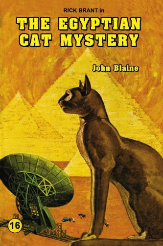 9781434409775: The Egyptian Cat Mystery: A Rick Brant Science Adventure