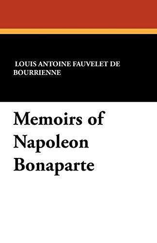 9781434411365: Memoirs of Napoleon Bonaparte