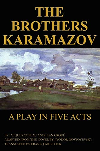 9781434412218: The Brothers Karamazov: A Play in Five Acts