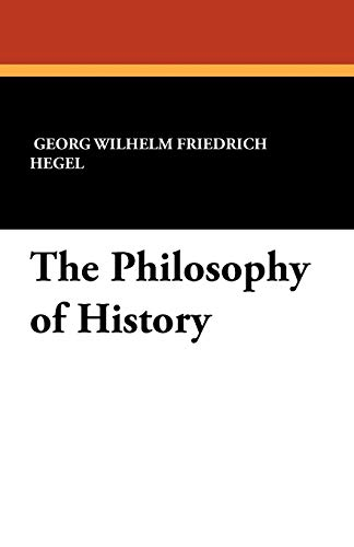 9781434421586: The Philosophy of History