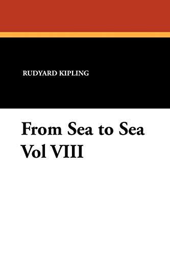 From Sea to Sea Vol VIII