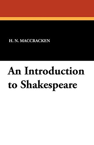 9781434427755: An Introduction to Shakespeare
