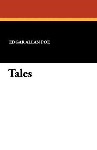 Tales (1434428419) by Edgar Allan Poe