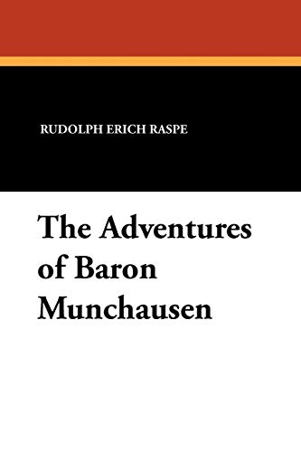 9781434428448: The Adventures of Baron Munchausen