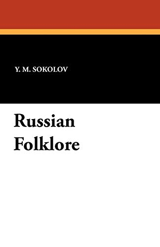 9781434432032: Russian Folklore