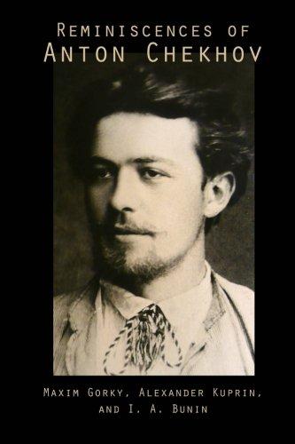 9781434433428: Reminiscences of Anton Chekhov