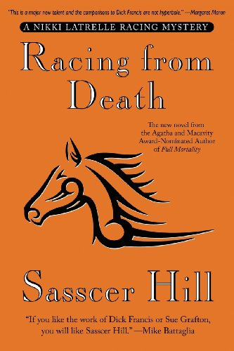 9781434440402: Racing from Death: A Nikki Latrelle Racing Mystery