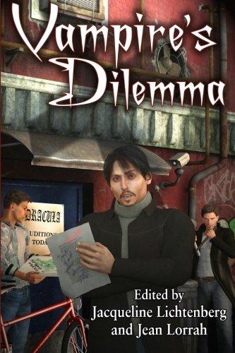 Vampire's Dilemma: Lichtenberg, Jacqueline, Fleming,