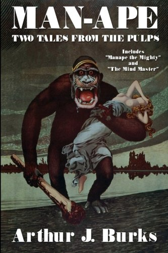 9781434440969: Man-Ape: Two Tales from the Pulps