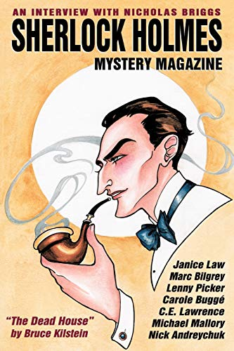 Sherlock Holmes Mystery Magazine 7: Marvin Kaye; Lenny