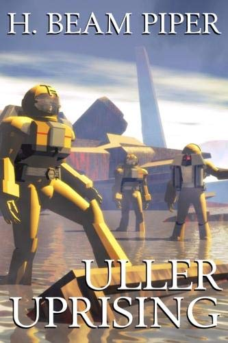 9781434441263: Uller Uprising