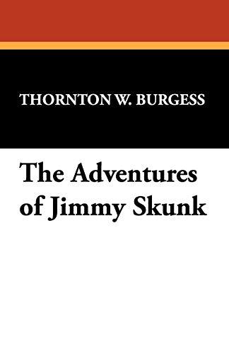 9781434451033: The Adventures of Jimmy Skunk