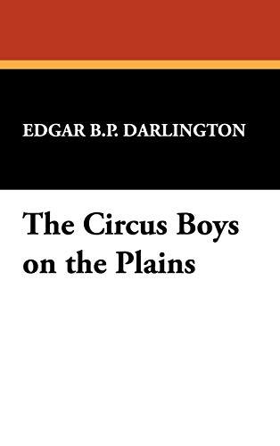 9781434453969: The Circus Boys on the Plains