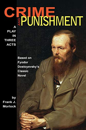 9781434457073: Crime and Punishment: A Play in Three Acts