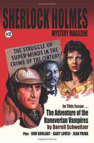 Sherlock Holmes Mystery Magazine 2: Wildside Press