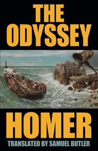 9781434461384: The Odyssey of Homer