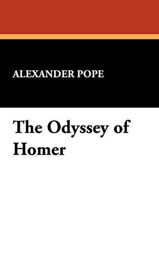 9781434461391: The Odyssey of Homer
