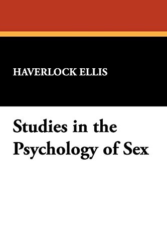 9781434468239: Studies in the Psychology of Sex