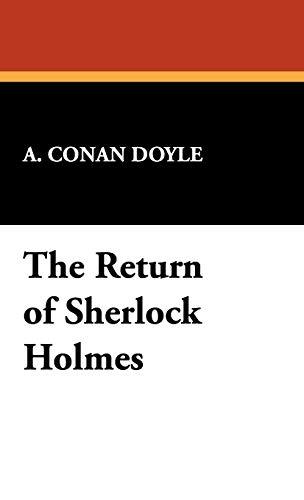 9781434468611: The Return of Sherlock Holmes